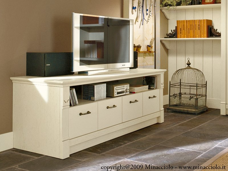 english mood meuble tv by minacciolo. Black Bedroom Furniture Sets. Home Design Ideas