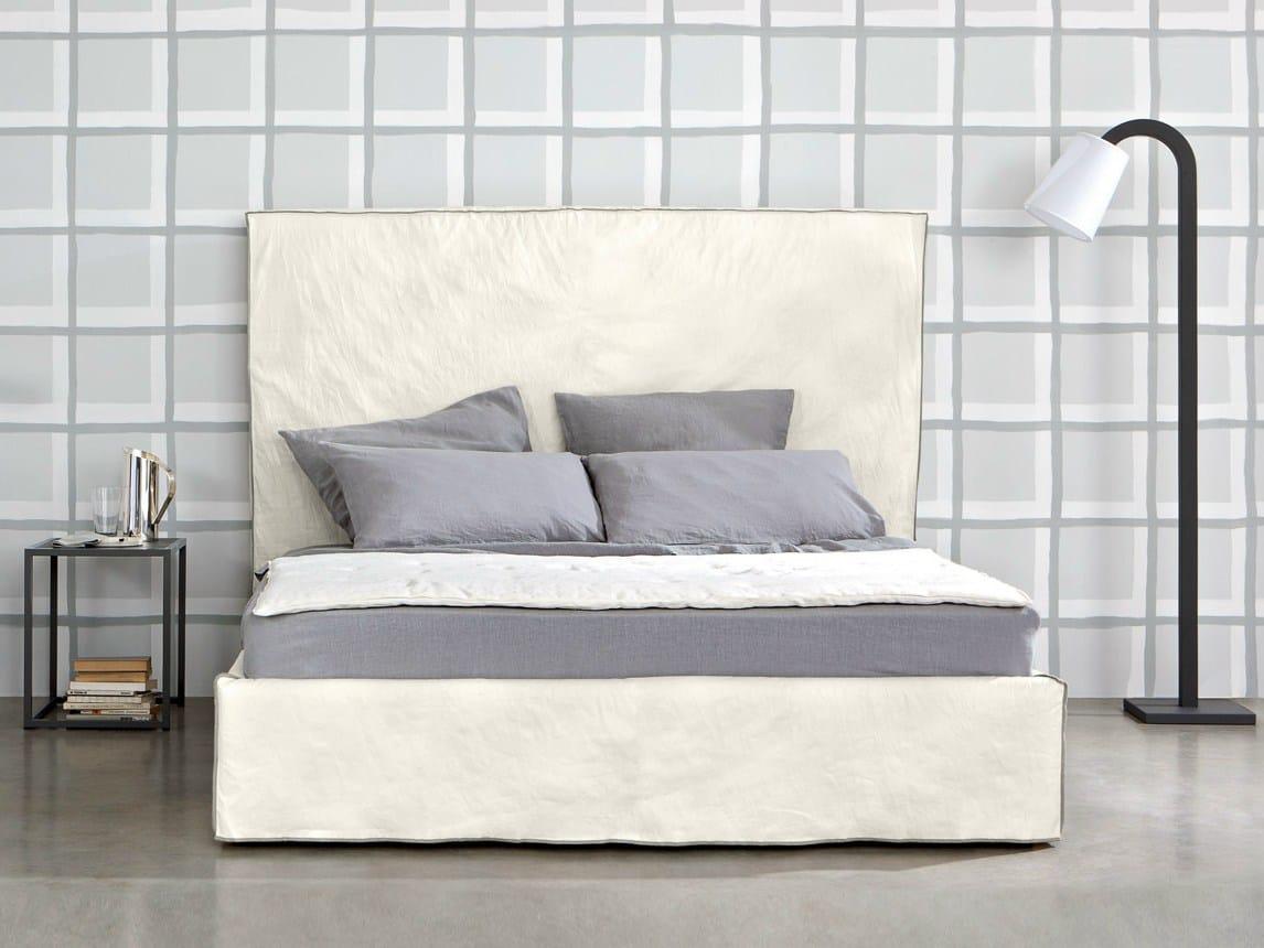 Parete attrezzata ad incasso a muro rustiche - Ikea testiera letto ...