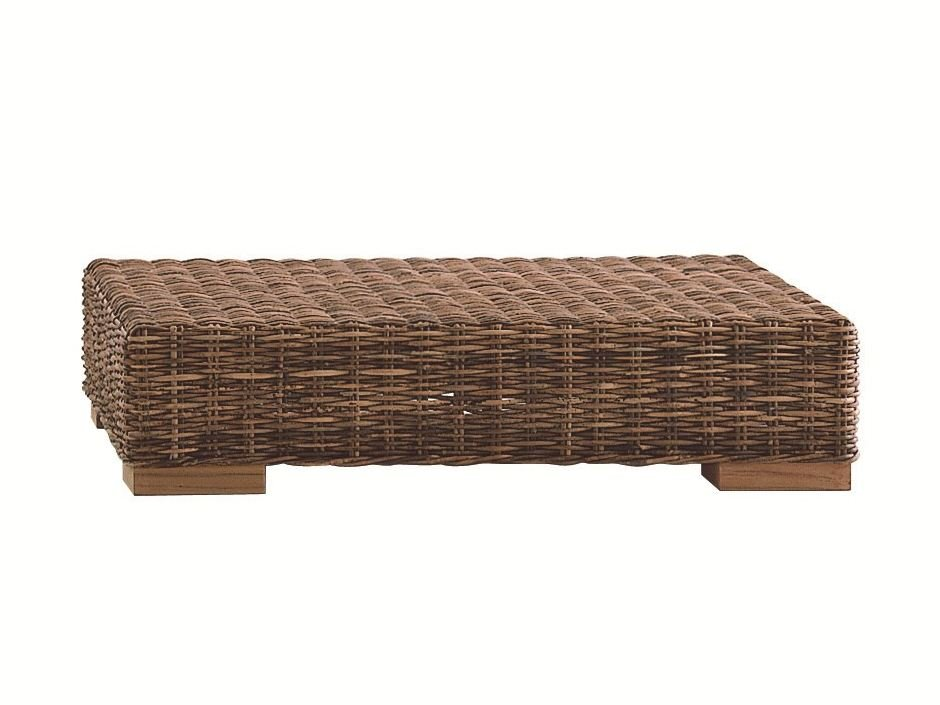 Low Square Coffee Table Croco 10 By Gervasoni Design Paola Navone