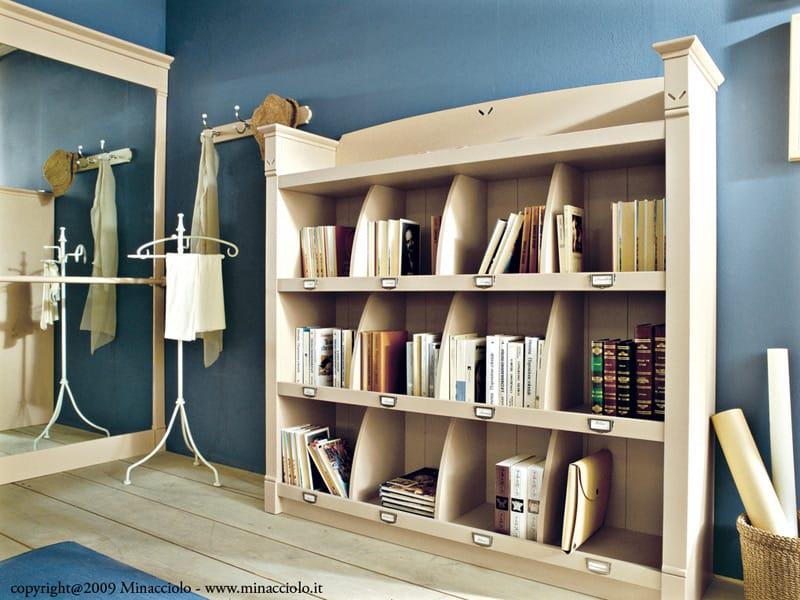 Libreria newport collezione english mood by minacciolo - Parete carta da zucchero ...