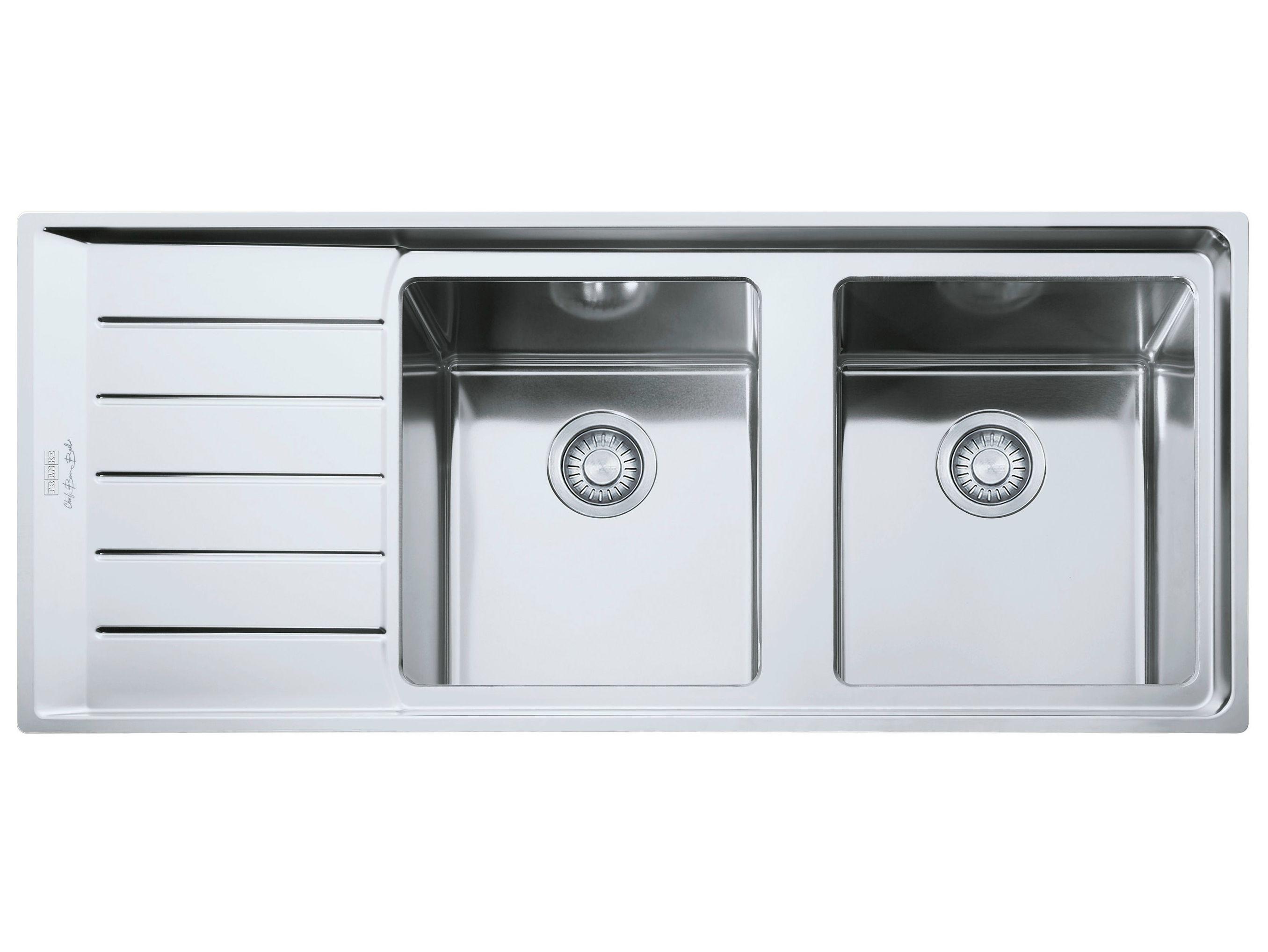 Npx 621 by franke design bruno barbieri - Lavabo cucina franke ...