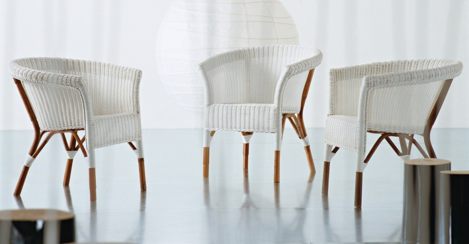 Malacca Easy Chair With Armrests We 25 Weekend Collection