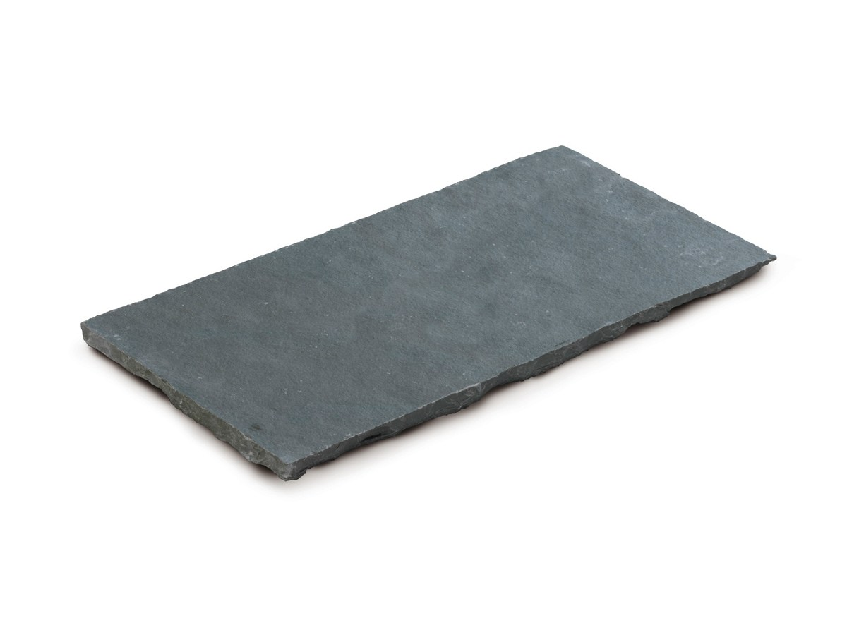 Carrelage ext rieur en pierre calcaire kota blue by for Carrelage pierre exterieur
