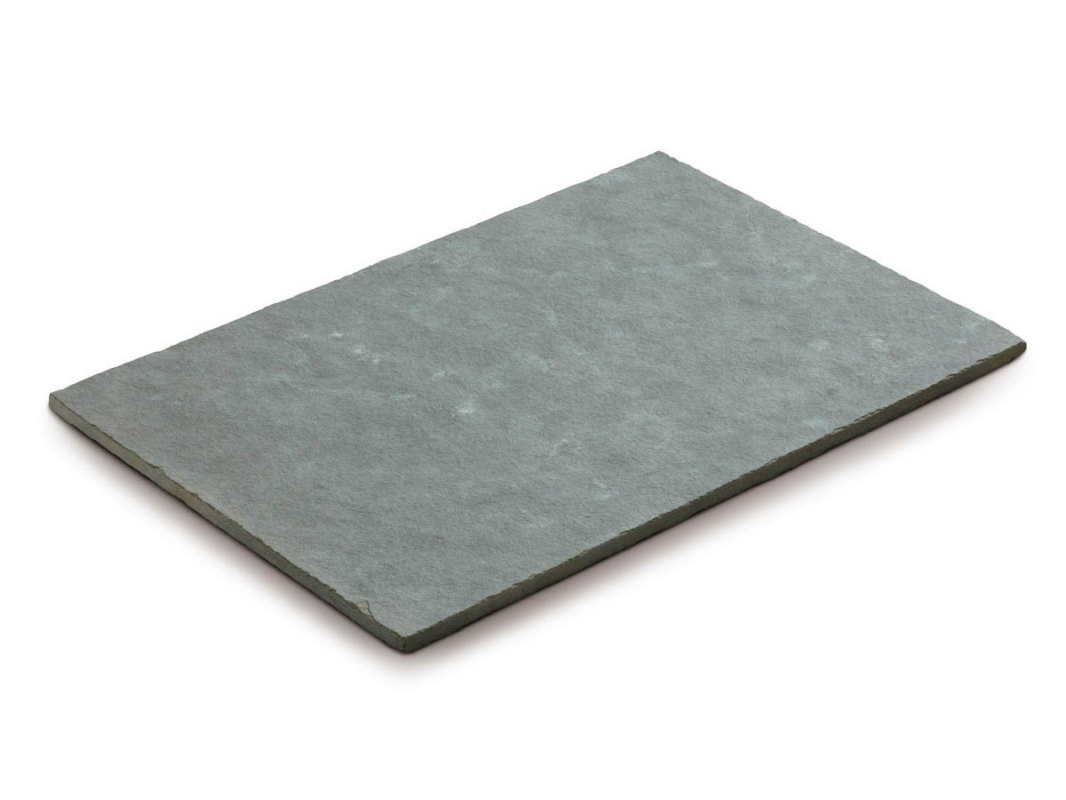 Carrelage ext rieur en pierre calcaire kota blue by for Carrelage en pierre