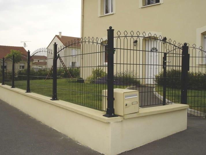 fence decofor by betafence italia. Black Bedroom Furniture Sets. Home Design Ideas