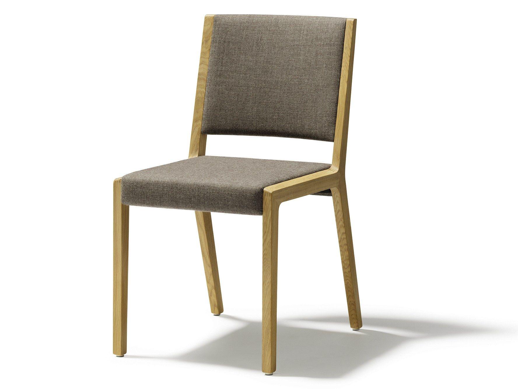 eviva fabric chair by team 7 nat rlich wohnen. Black Bedroom Furniture Sets. Home Design Ideas