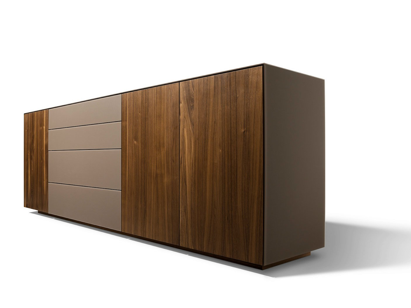 cubus pure sideboard mit schubladen by team 7 nat rlich wohnen design sebastian desch. Black Bedroom Furniture Sets. Home Design Ideas