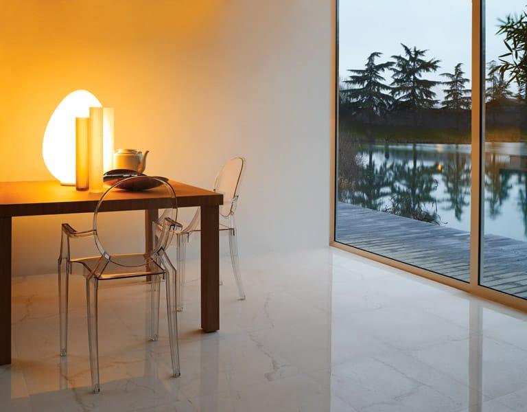 rev tement de sol mur en gr s c rame effet marbre i marmi italiani by ceramica sant 39 agostino. Black Bedroom Furniture Sets. Home Design Ideas