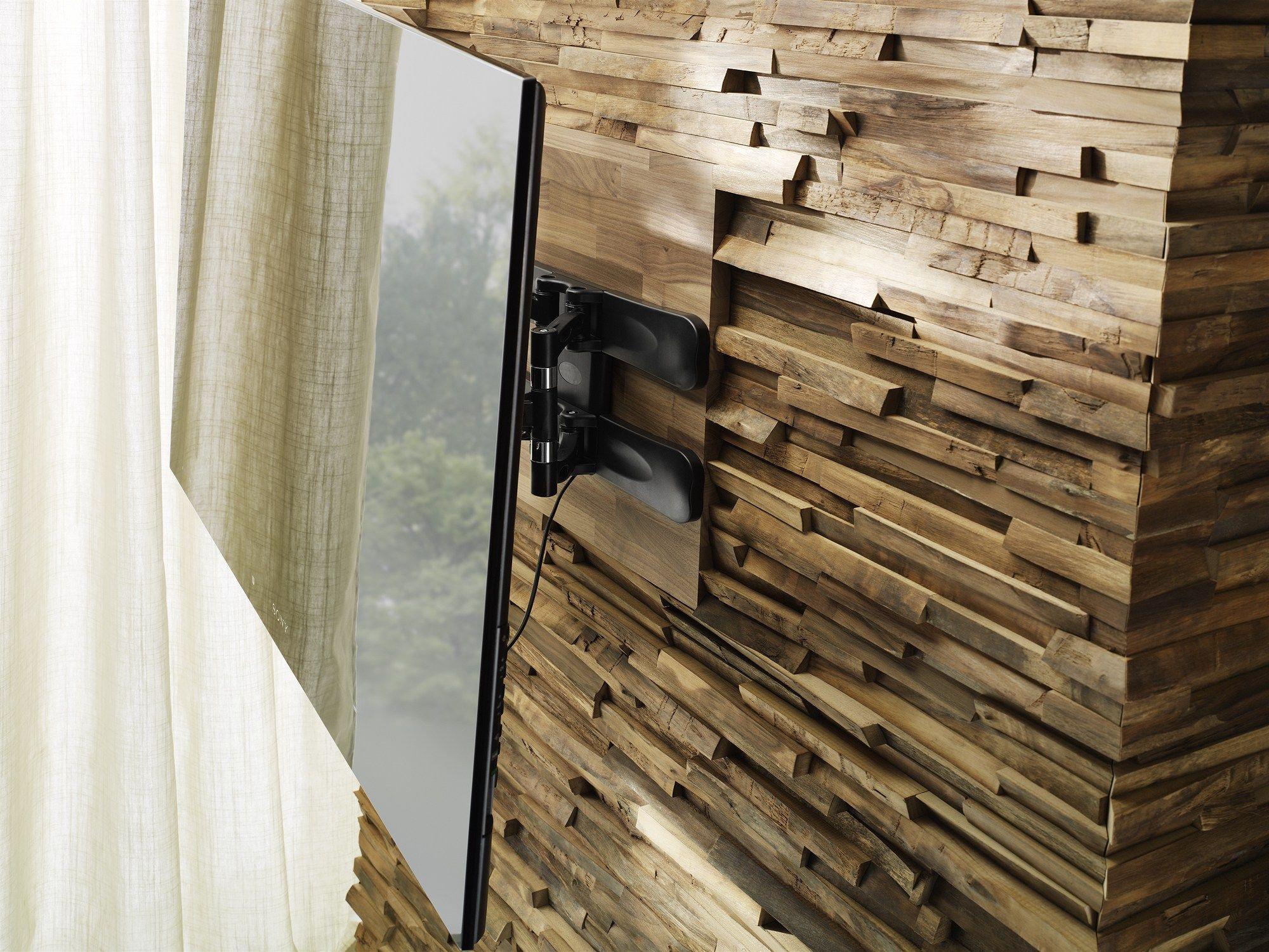 rev tement mural 3d en bois pour int rieur waldkante by team 7 nat rlich wohnen. Black Bedroom Furniture Sets. Home Design Ideas