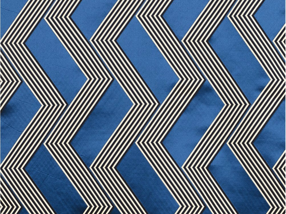 tissu motifs graphiques pour rideaux funky stripes by dedar. Black Bedroom Furniture Sets. Home Design Ideas
