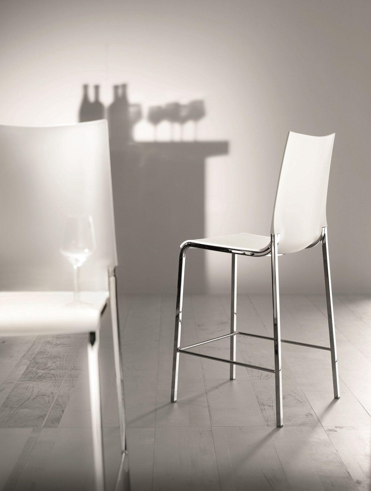 Polypropylene counter stool EVA Counter stool Bontempi Casa #766755