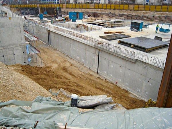 impermeabilizzazione cemento armato