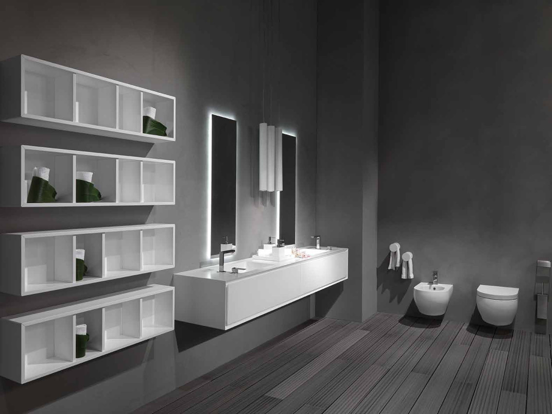 Bagni moderni lussuosi trendy bagnomobile bagno moderno mobili
