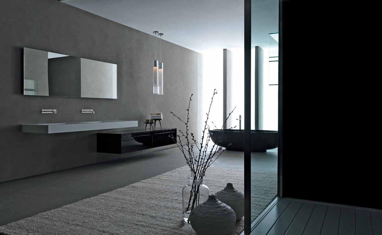 Zero mobile bagno basso by rifra - Mobile basso bagno ...