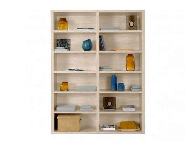 libreria a giorno componibile su misura preface composizione 5 by gautier france. Black Bedroom Furniture Sets. Home Design Ideas