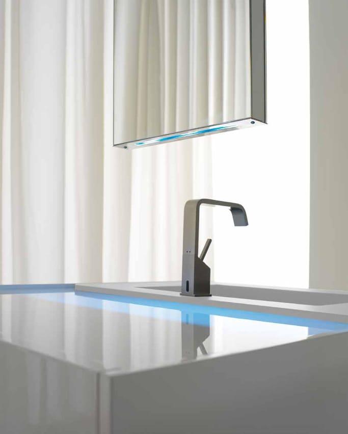 Less mobile lavabo by rifra design castiglia associati - Mobili bagno rifra ...