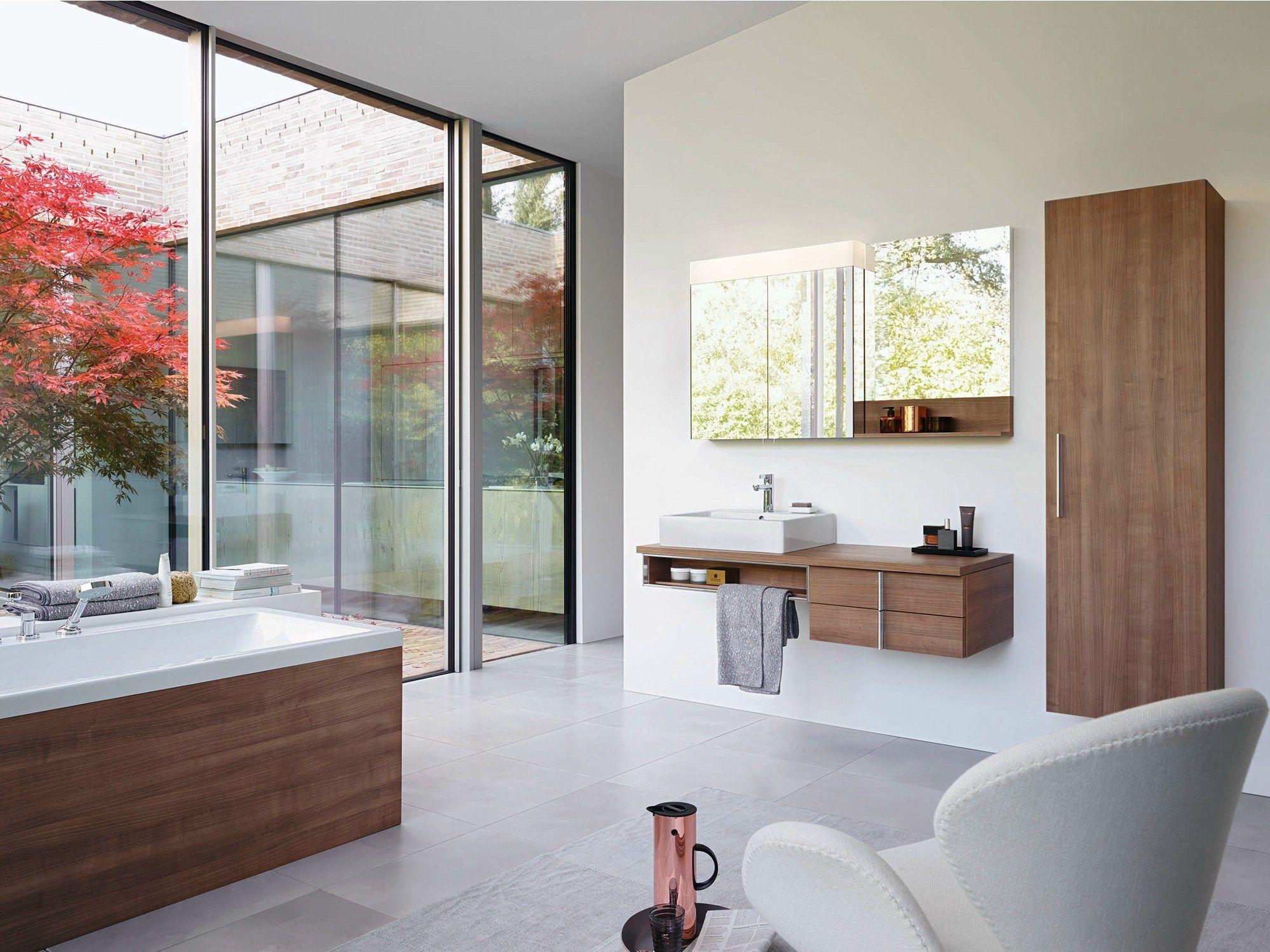 Vero einzel waschtischunterschrank by duravit design kurt for Design waschtischunterschrank