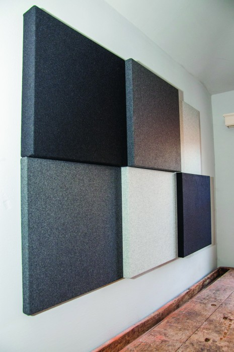 Fabric Decorative Acoustical Panels Buzziblox By Buzzispace