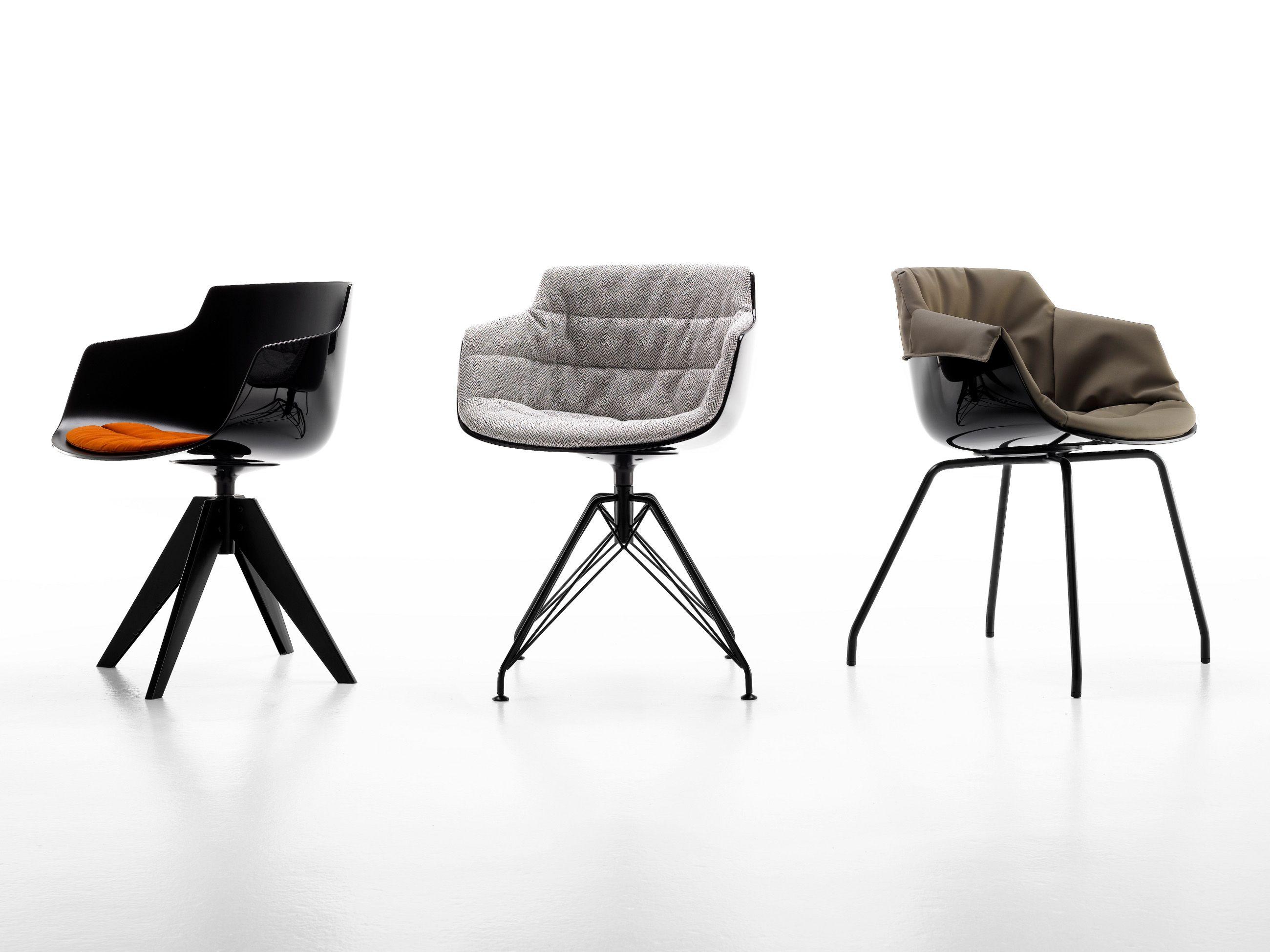 flow slim stuhl aus polycarbonat by mdf italia design jean. Black Bedroom Furniture Sets. Home Design Ideas