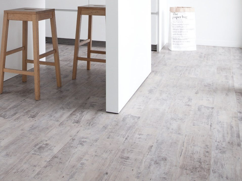 Rev tement de sol anti glisse auto adh sif extra fin senso lock by gerflor - Revetement adhesif sol ...