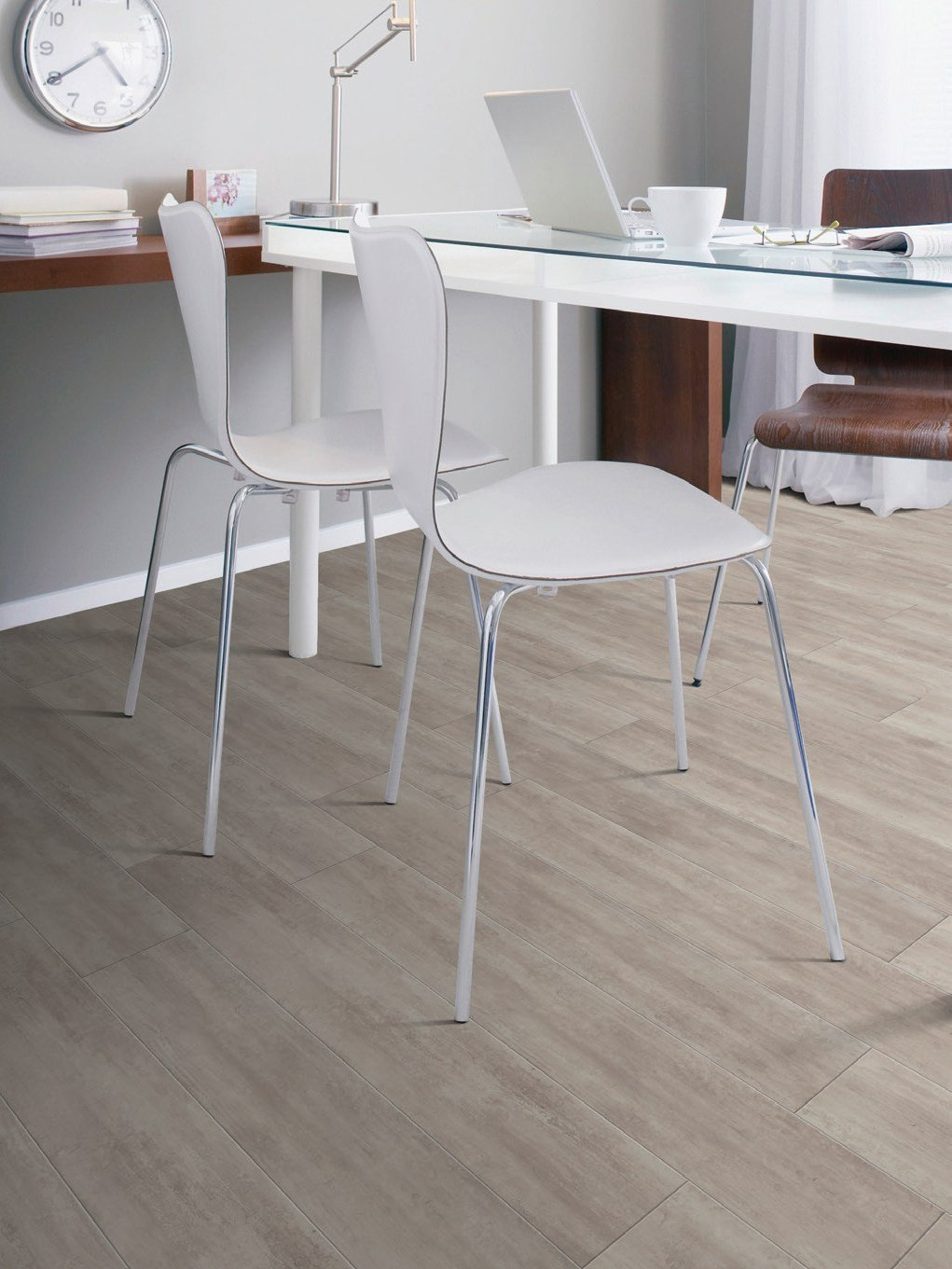Rev tement de sol en vinyle effet bois insight wood by gerflor - Revetement sol en bois ...