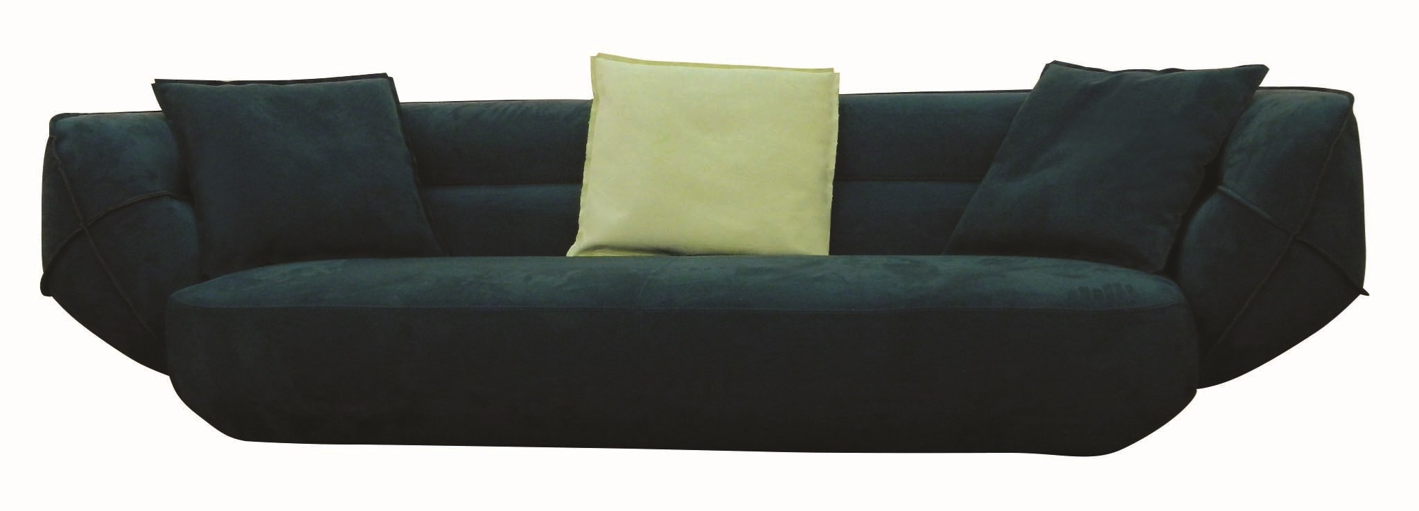 Canap rembourr en tissu ace by roche bobois design christophe delcourt - Canape tissu roche bobois ...