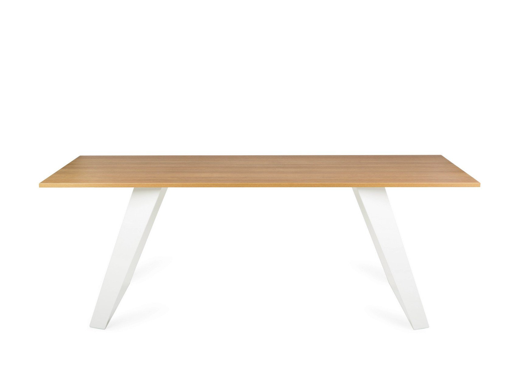 Table manger rectangulaire morgan by mara design bicube for Table a manger rectangulaire