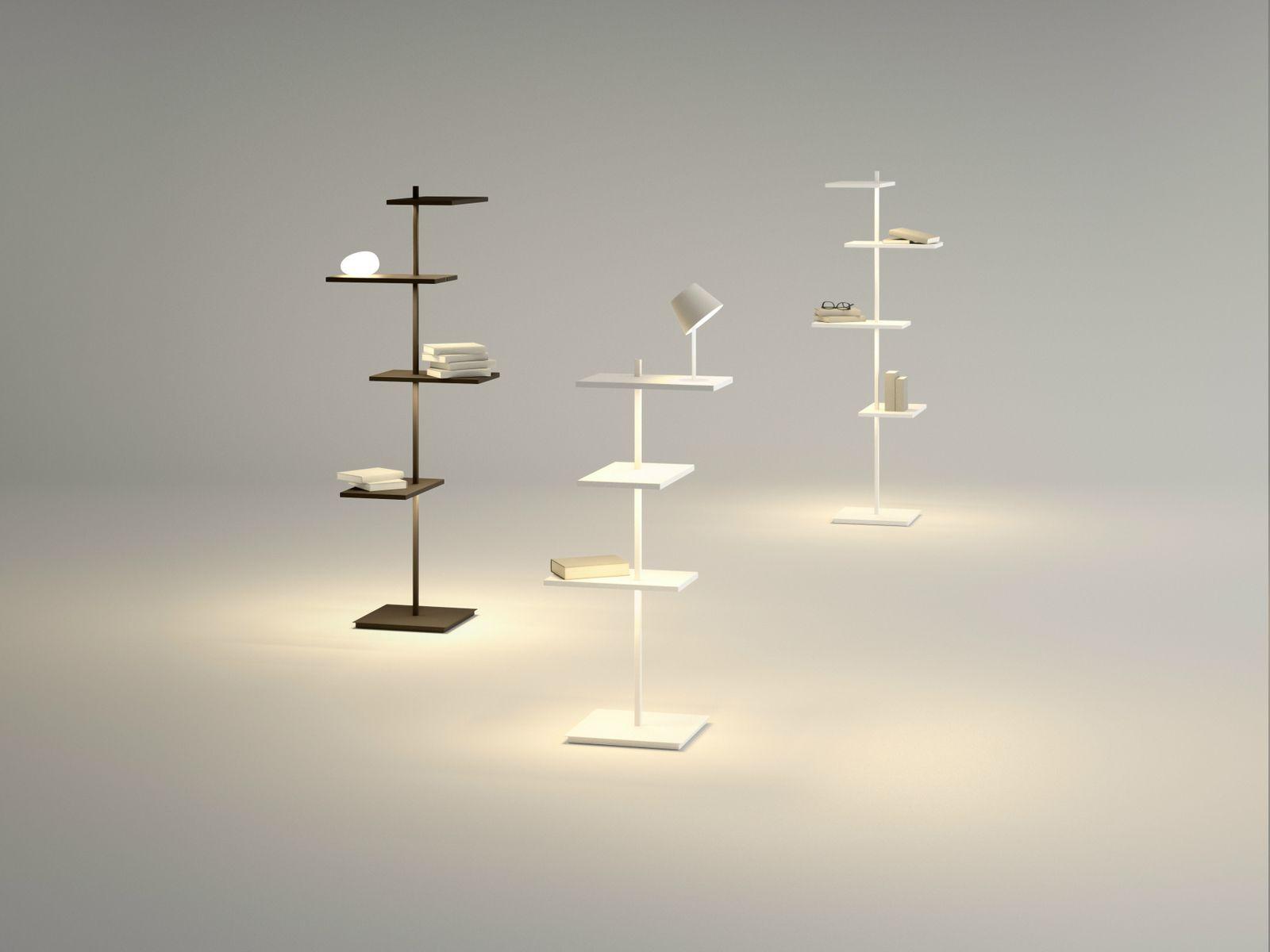 Suite Lampada Da Terra By Vibia Design Jordi Vilardell