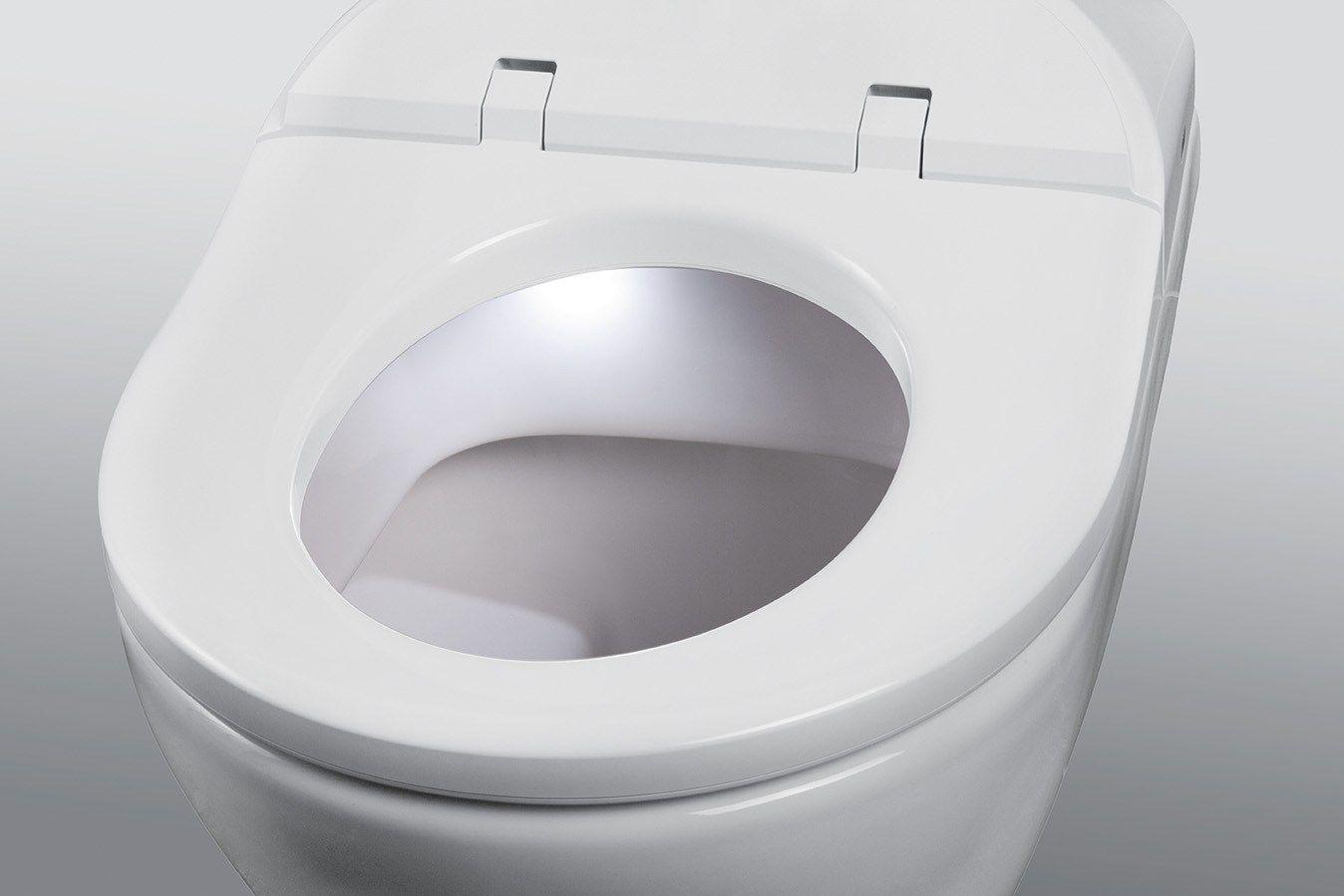 lunette de toilette lectronique viclean l by villeroy boch. Black Bedroom Furniture Sets. Home Design Ideas