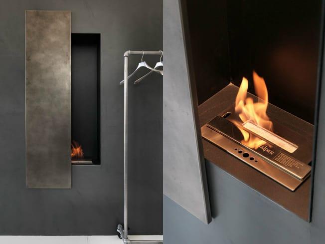 chemin e encastr e au bio thanol vedononvedo by falper design talocci design. Black Bedroom Furniture Sets. Home Design Ideas