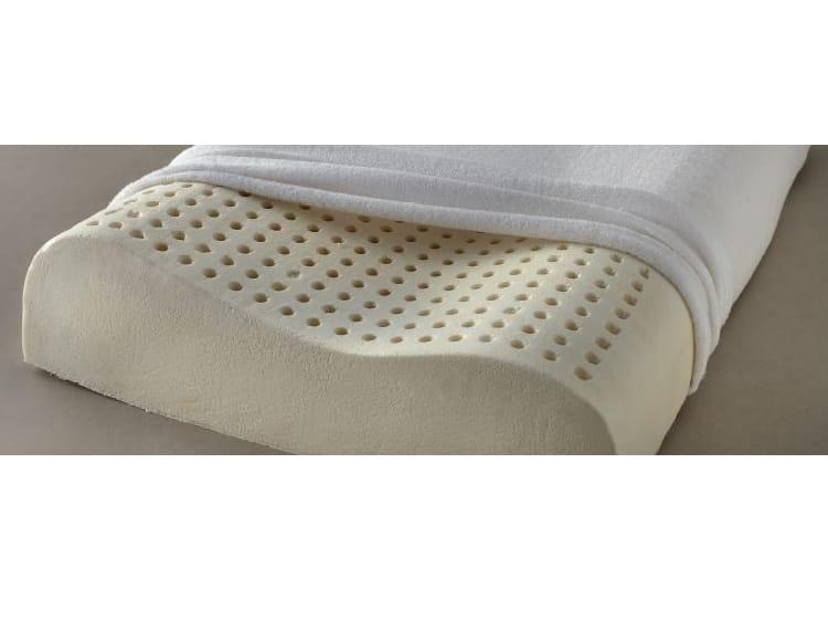 oreiller rectangulaire en latex lattice cervicale by demaflex. Black Bedroom Furniture Sets. Home Design Ideas