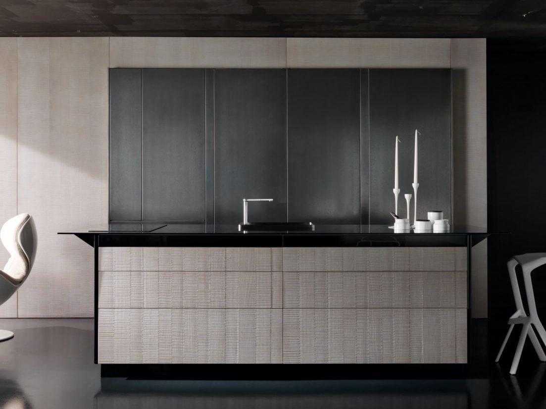 Cucina con isola invisibile collezione invisibile by toncelli cucine design studio carlesi design - Cucine toncelli ...