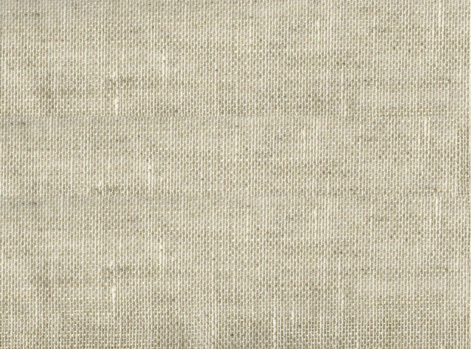 Tessuto a tinta unita in lino LUNGARNO by KOHRO