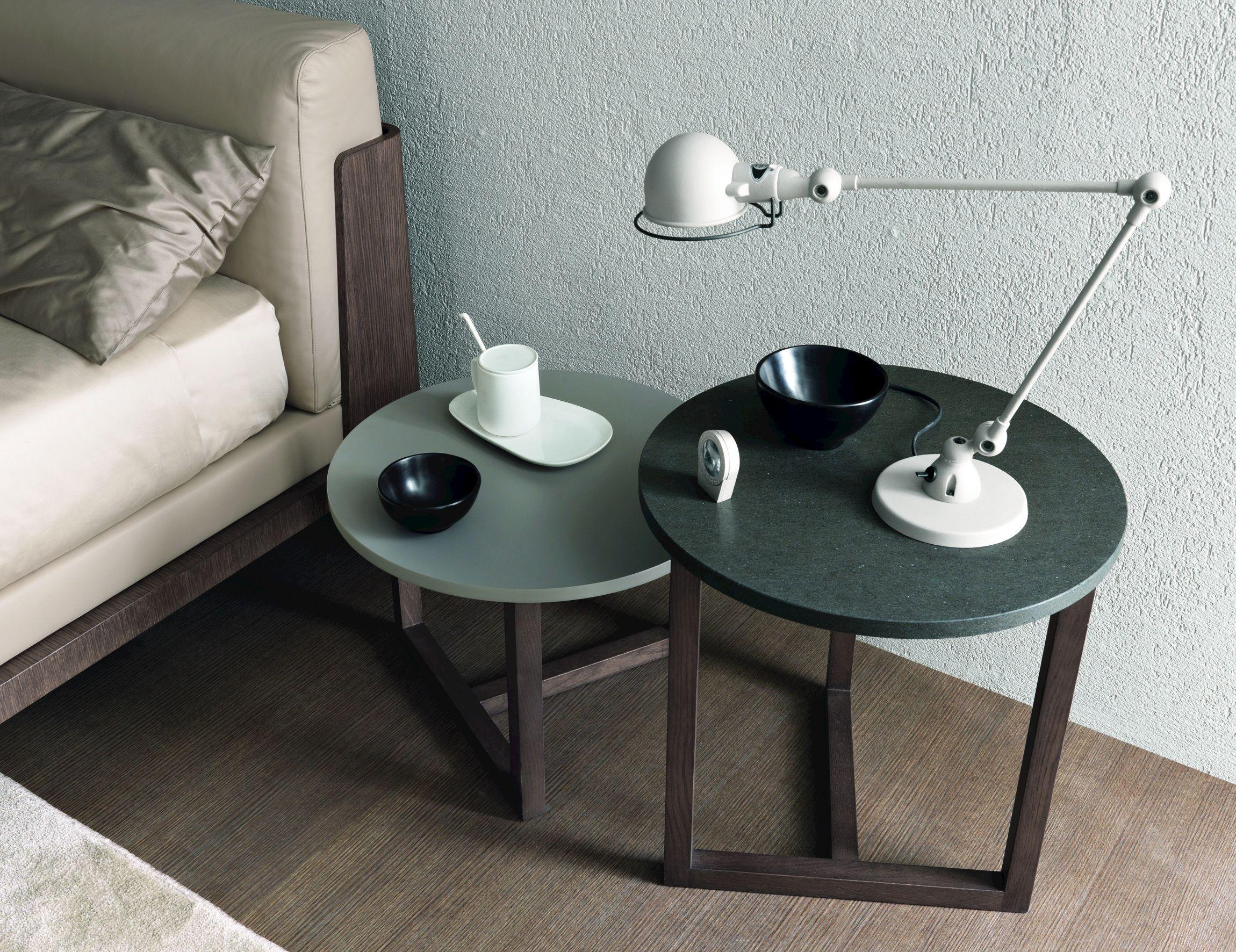 Tavolino comodino in marmo hill tavolino rotondo - Tavolino comodino ...
