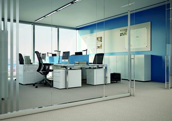 Cassettiera Bicolore Ufficio Mia Ped : Cassettiera ufficio in metallo professional dieffebi
