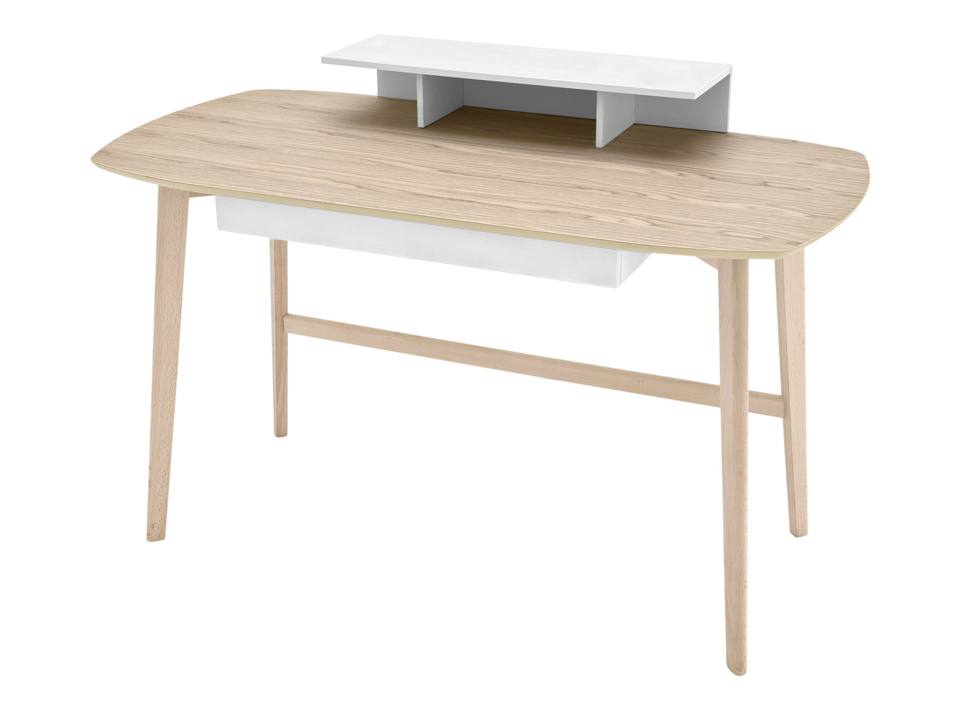 match writing desk by calligaris design gino carollo. Black Bedroom Furniture Sets. Home Design Ideas