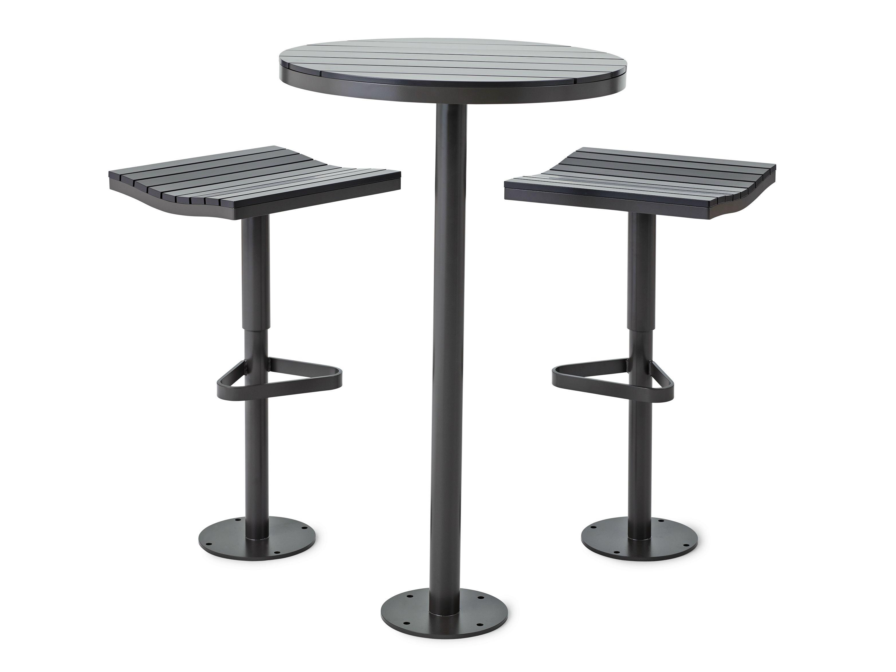 Parco mesa alta by nola industrier design brda broberg - Mesas de bar altas segunda mano ...