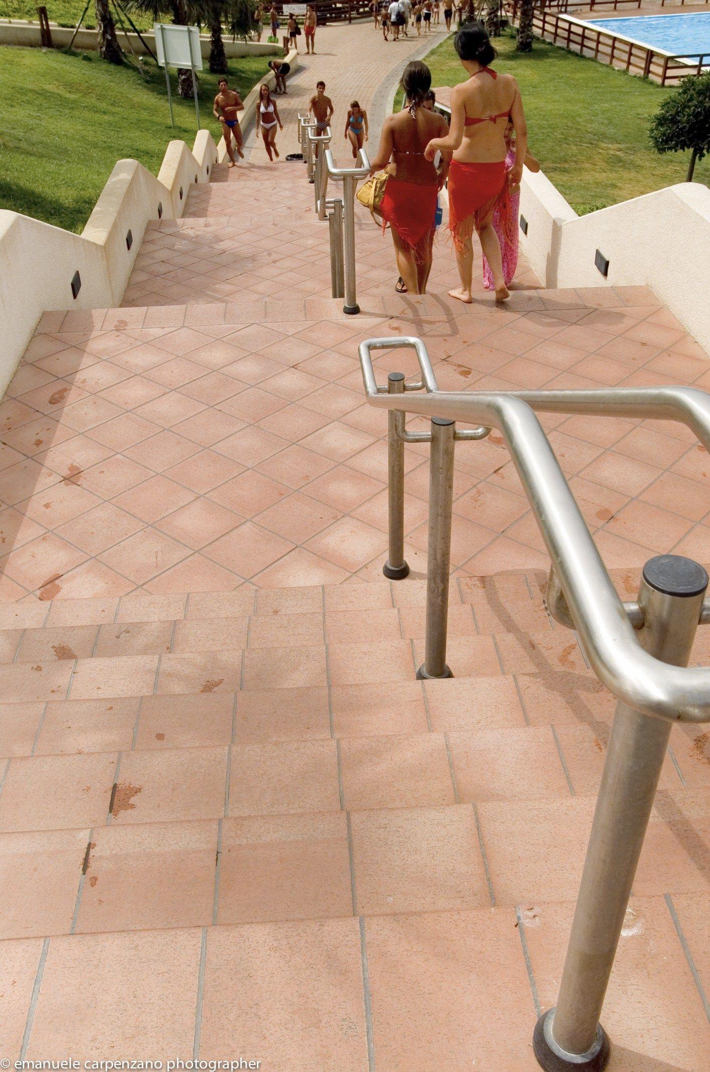 Pavimento para exteriores de barro cozido rustico - Pavimento rustico exterior ...