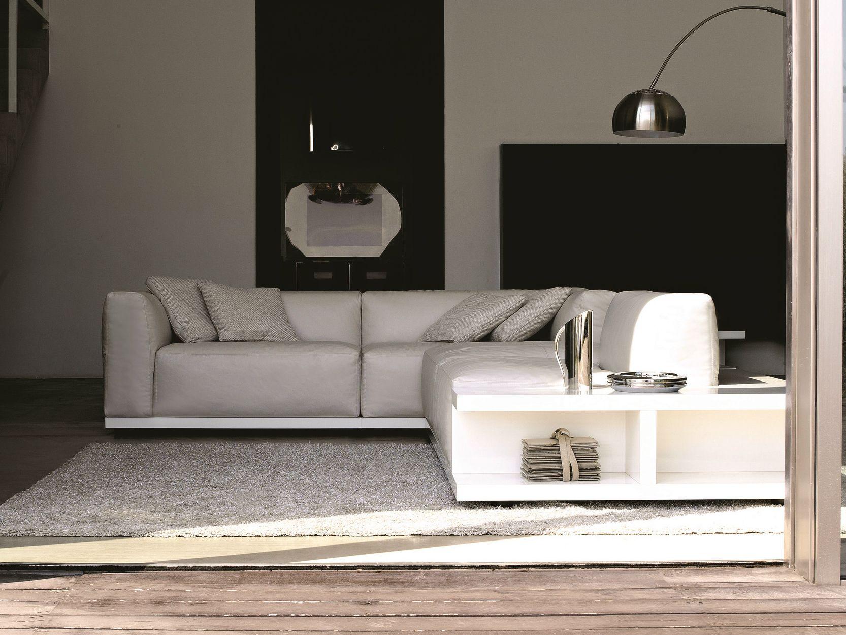 SITIN Divano angolare by MisuraEmme design Mauro Lipparini