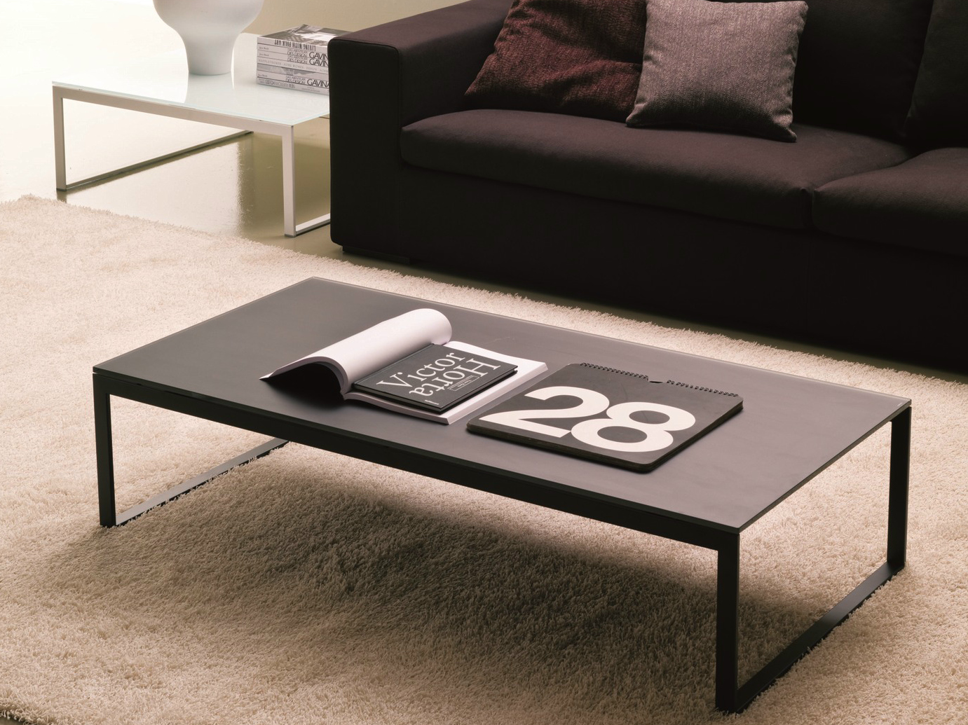 Hiphop tavolino rettangolare by bontempi casa design studio 28 - Tavolino da salotto design ...