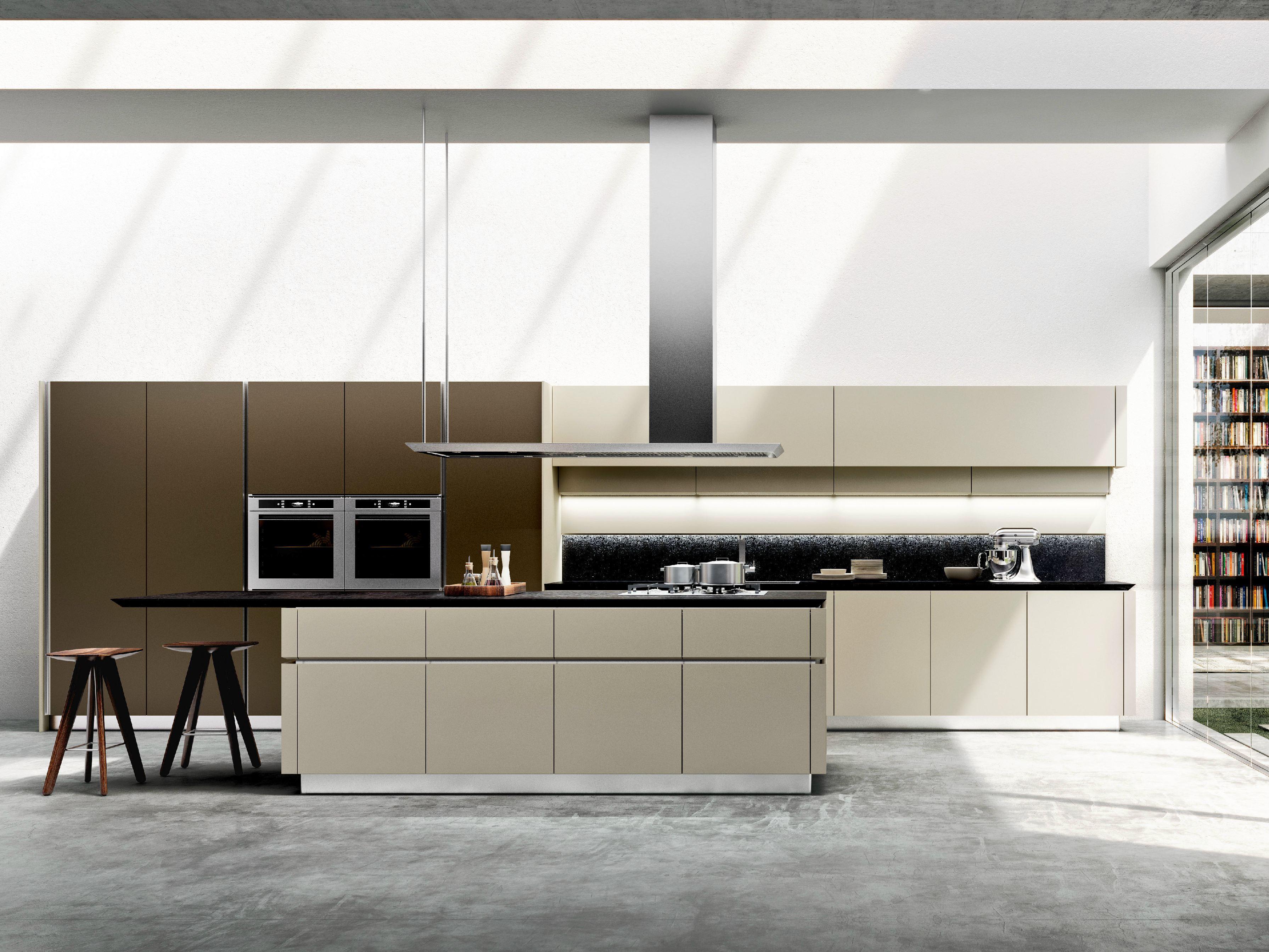 idea | kitchen with islandsnaidero