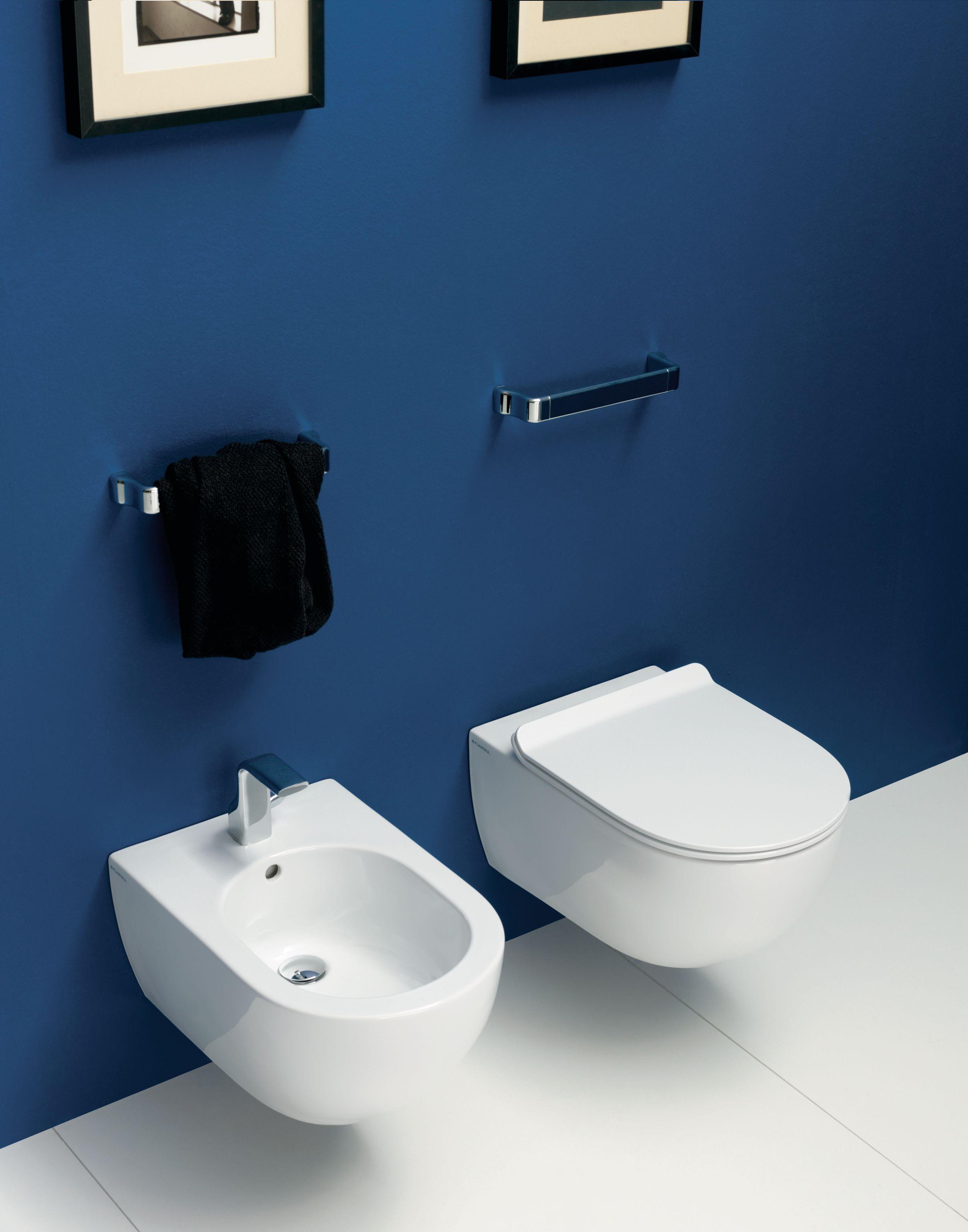 App wall hung bidet by ceramica flaminia - Flaminia sanitari bagno ...