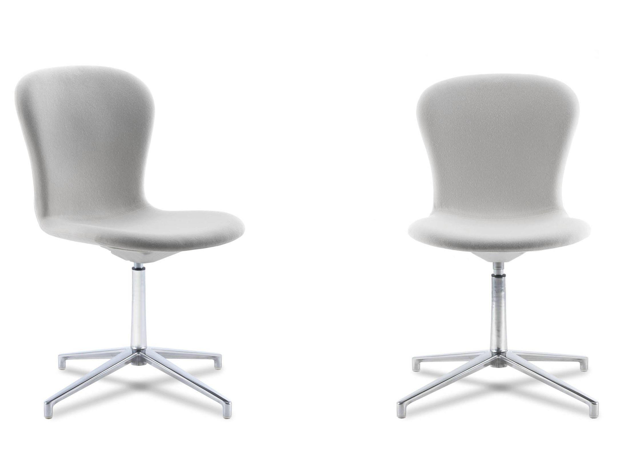 Clio chaise 4 branches by true design design r s true design for Chaise pivotante