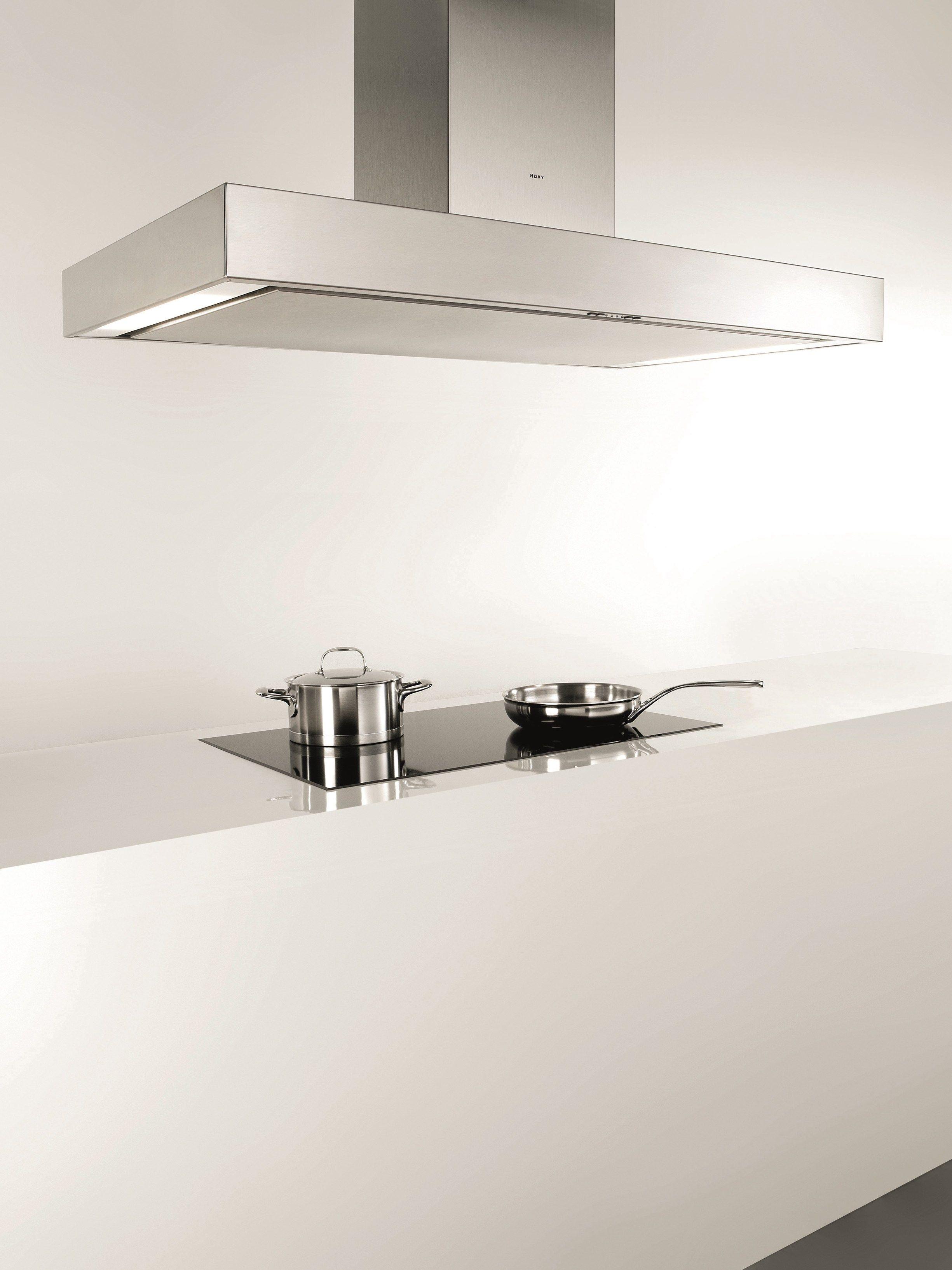 dunstabzugshaube zur wandmontage mit integrierter beleuchtung 7305 pro 39 line by novy. Black Bedroom Furniture Sets. Home Design Ideas