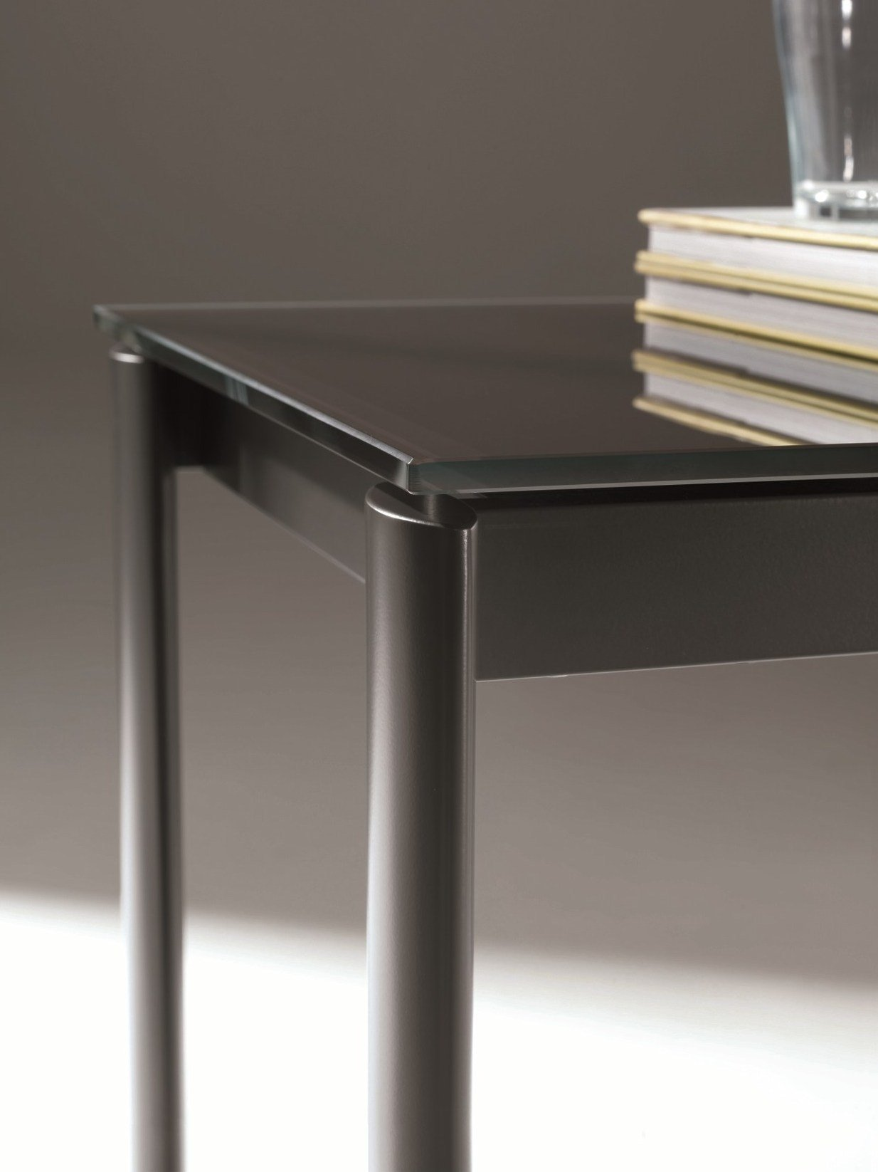 extending crystal console table etico by bontempi casa. Black Bedroom Furniture Sets. Home Design Ideas