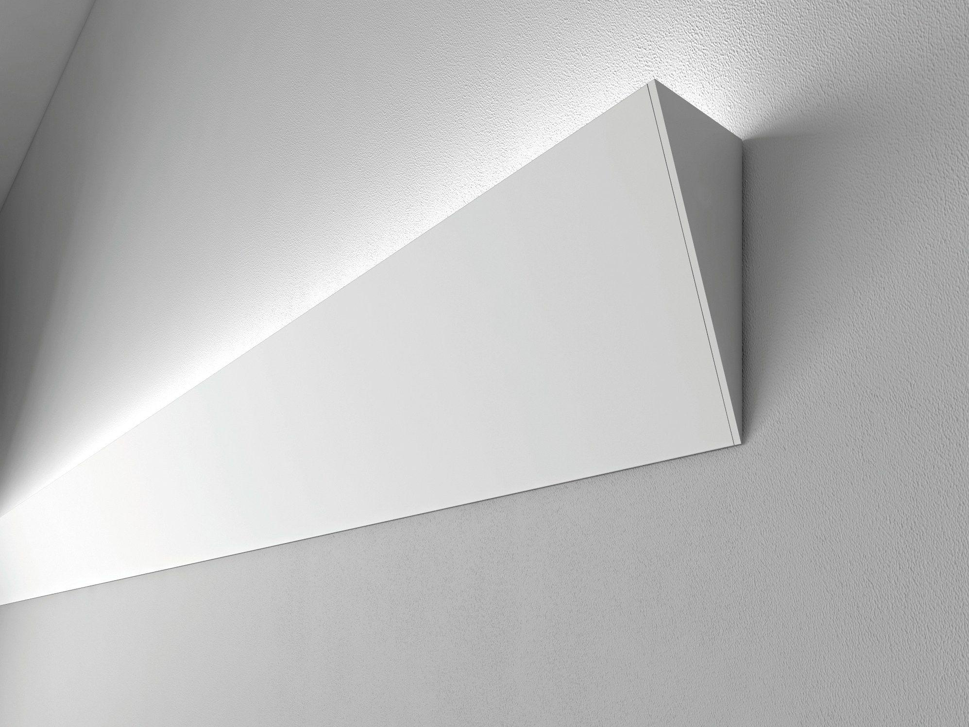 Lampada da parete a led in alluminio flik flok by lucifero 39 s for Illuminazione d arredo