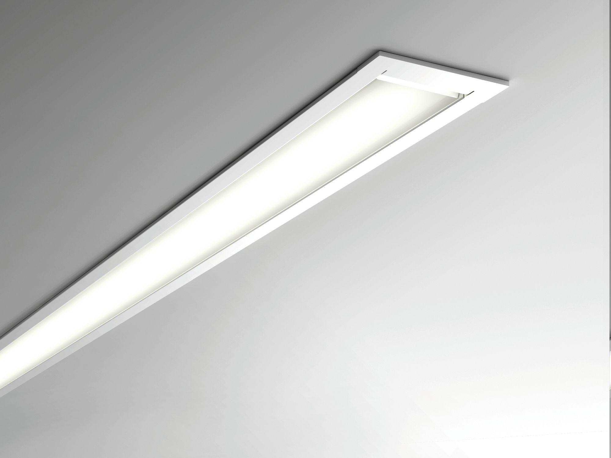 LAMPADA DA INCASSO A LED A LUCE DIRETTA MICROFILE COLLEZIONE MICROFILE BY LUCIFERO'S