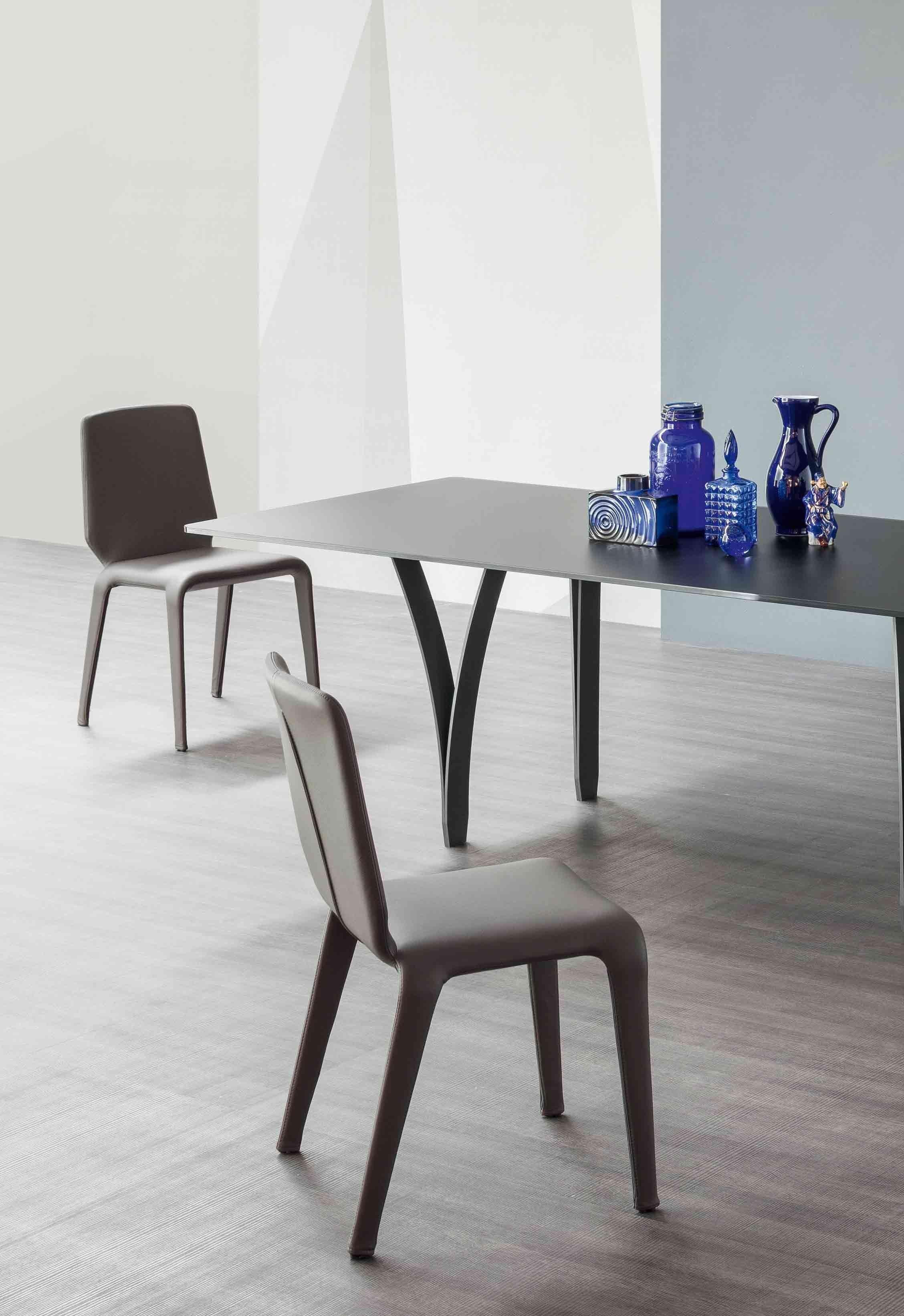 Rechteckiger Tisch GAP by Bonaldo Design Alain Gilles
