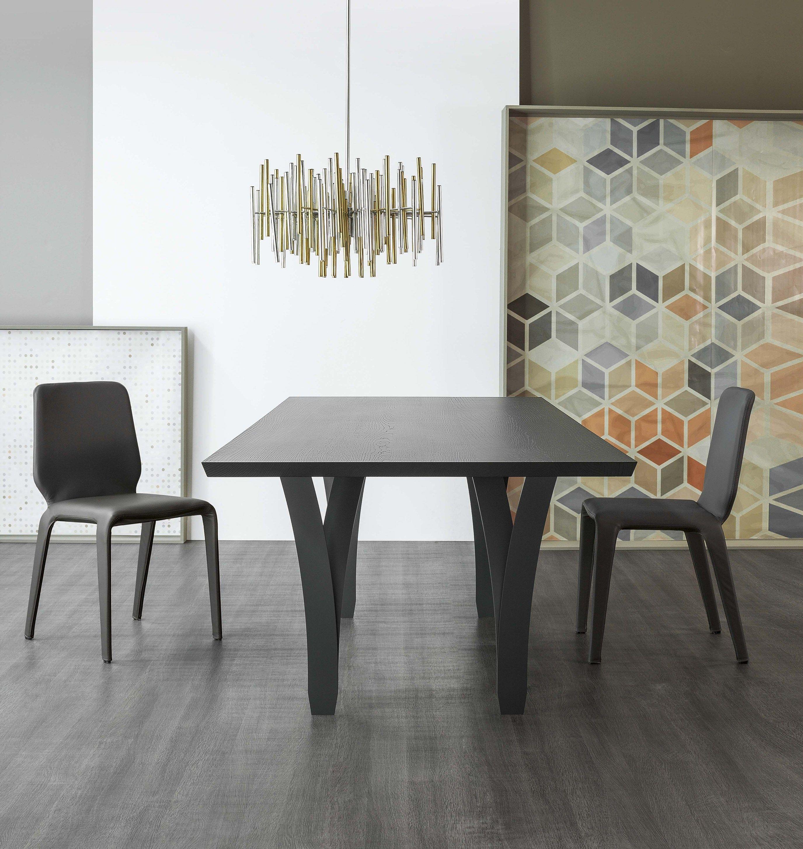 Tavolo rettangolare gap by bonaldo design alain gilles for Tavolo rettangolare design