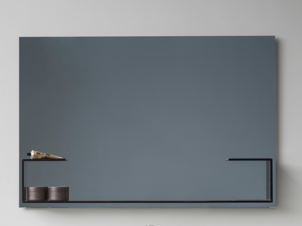 Miroir Mural Pour Salle De Bain Miroir Rectangulaire Collection Moode By Rexa Design Design